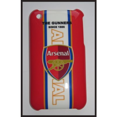 iPhone 3G iPhone 3GS Cover Schutzhülle F.C. Arsenal Motiv