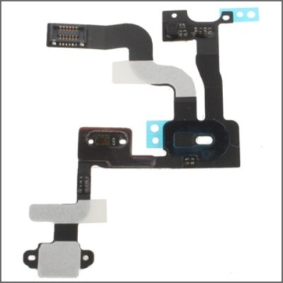 iPhone 4S Ersatzteil Flex Kabel + Switch Flex Kabel