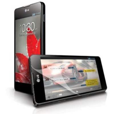 LG Optimus G Displayschutzfolie ( Klar )