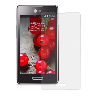 LG Optimus L5 II Displayschutzfolie ( Klar )