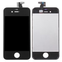 iPhone 4S Ersatzteil Display Touch Panel mit LCD Frame (...