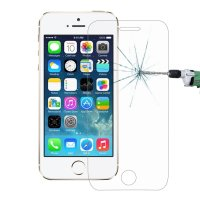 iPhone SE/5S/5 Displayschutzglas Panzerfolie Tempered Glass