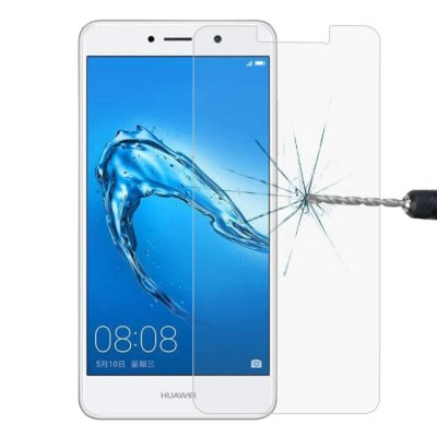 Huawei Y7 Displayschutzglas Panzerfolie Tempered Glass