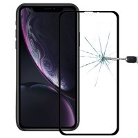 iPhone XR Displayschutzglas Panzerfolie Full Tempered...