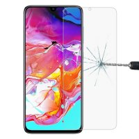 Samsung Galaxy A70 Displayschutzglas Panzerfolie Tempered...
