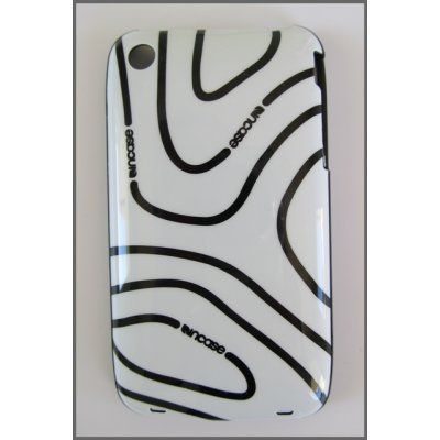 iPhone 3G iPhone 3GS Cover Schutzhülle Incase Style ( Weiss )
